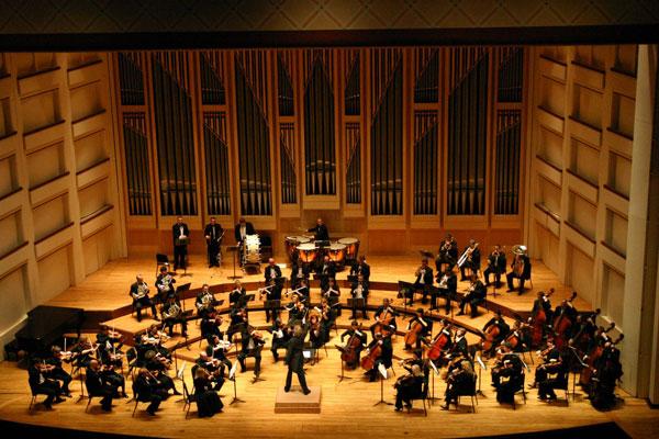 Dublin Philharmonic Orchestra. Autor: Derek Gleeson. Fuente: Wikimedia Commons.